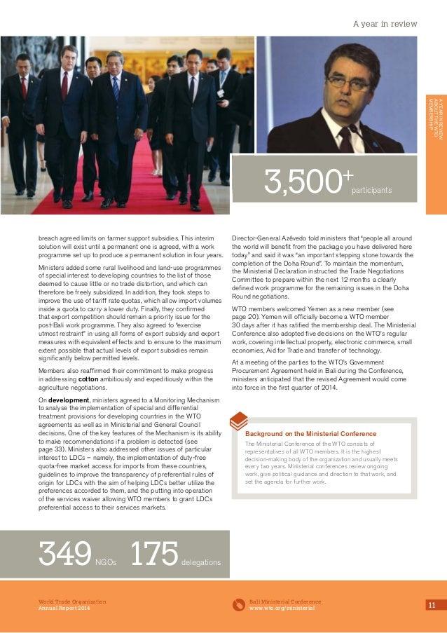 world trade organization wto pdf