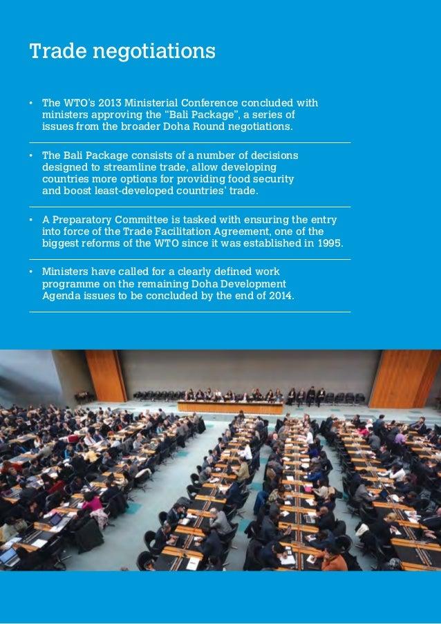 2014 Annual Report World Trade Organization Wto