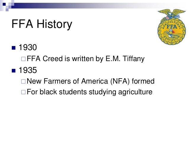 FFA Creed - Google Docs