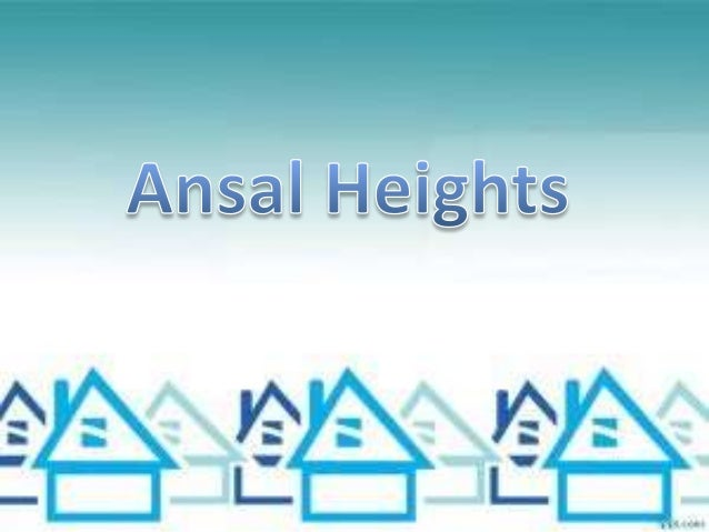 Ansal Heights - Ansal Housing presents prestigious project Ansal Heights, in Sector - 92 New Gurgaon. The project is sprea...