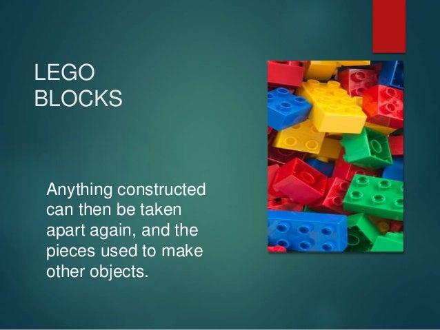 Lego Blocks ( Material Engineering )