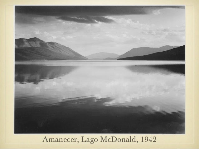 Ansel Adams, vida y obra. Ansel Adams Clearing Winter Storm Wiki