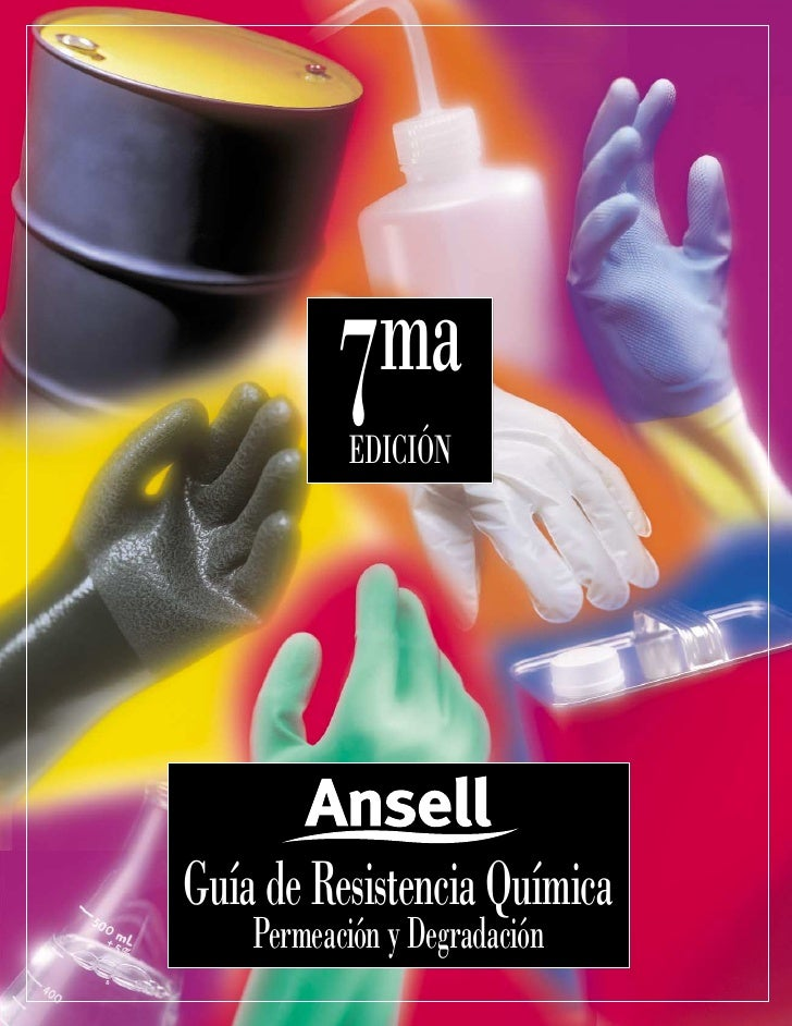 7ma            EDICIÓN     Guía de Resistencia Química     Permeación y Degradación
