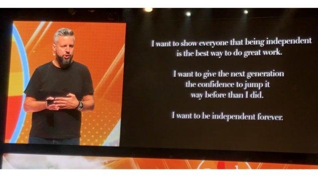 GUT, Kurucu Ortak ve Kreatif Direktörü Anselmo Ramos'un Bağımsızlığı Seçmesinin 8 Nedeni