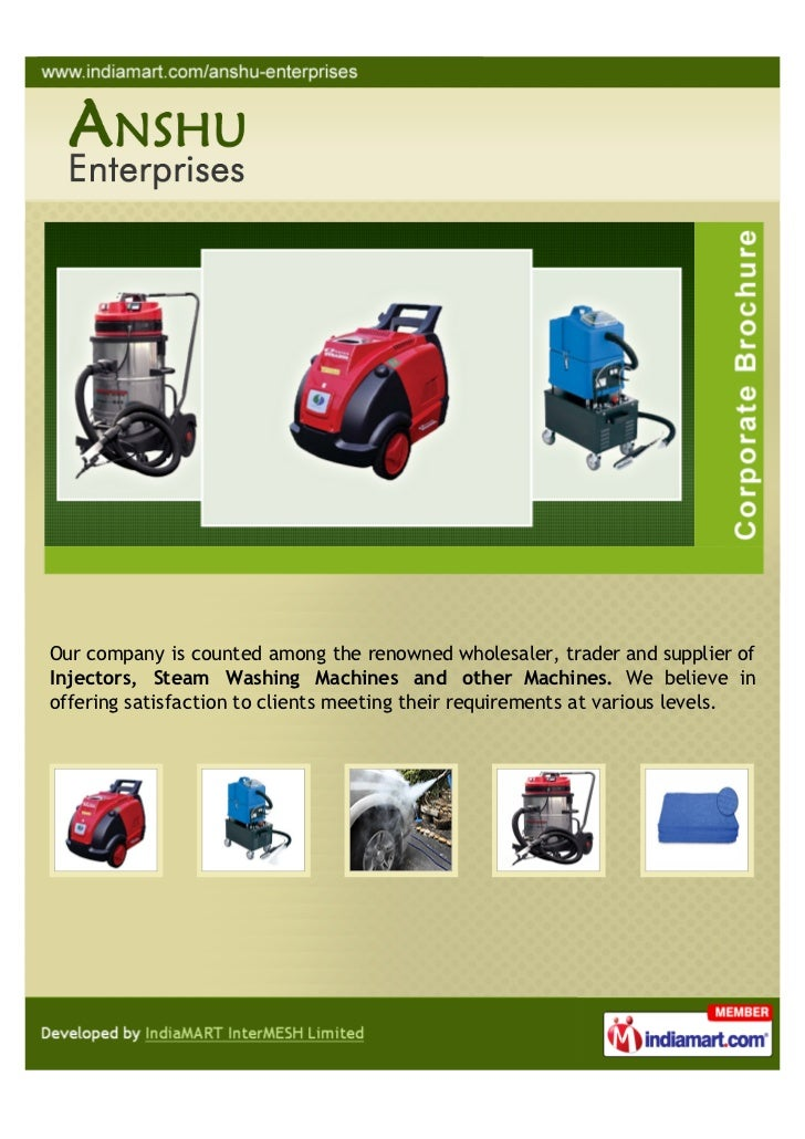 anshu enterprises panchkula car washing machines. Black Bedroom Furniture Sets. Home Design Ideas