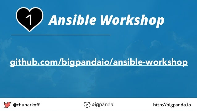 Ansible ALLTHETHINGS