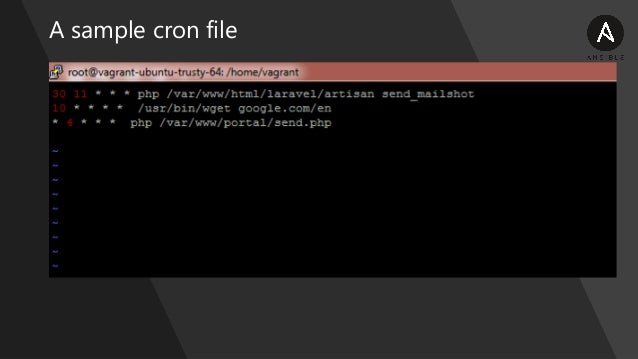 Learn Ansible cron module - in 2 minutes