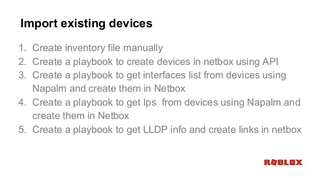 Start Netbox