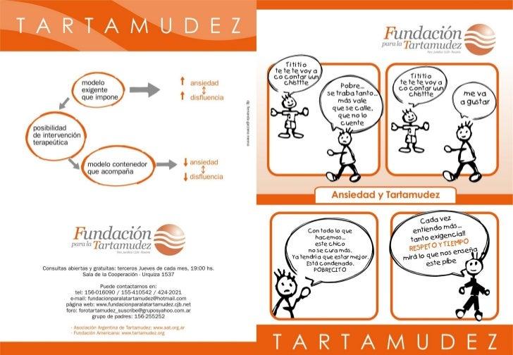 Ansiedad y Tartamudez