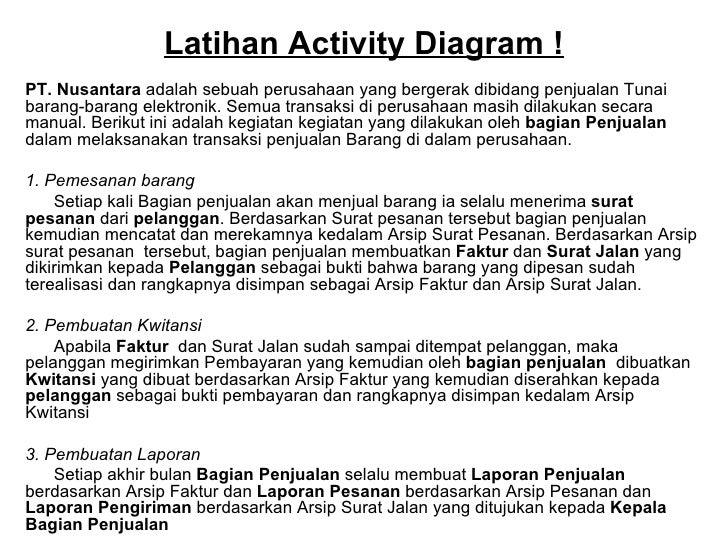 Ansis 8 use case diagram 22 latihan activity diagram ccuart Images