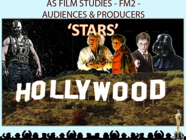 Question              'Neither producers nor audiences need stars                               anymore'               How...