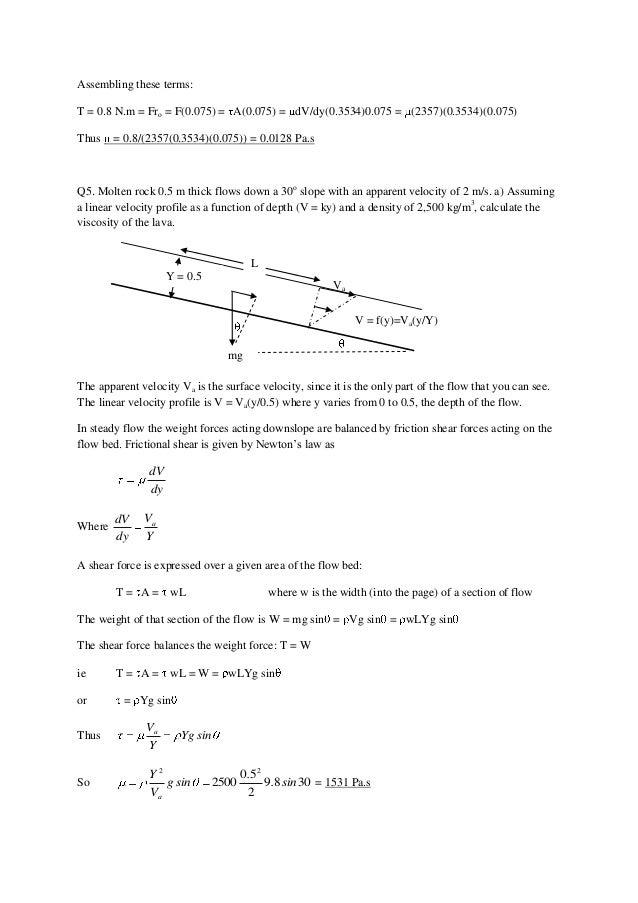 properties of fluid mechanics pdf