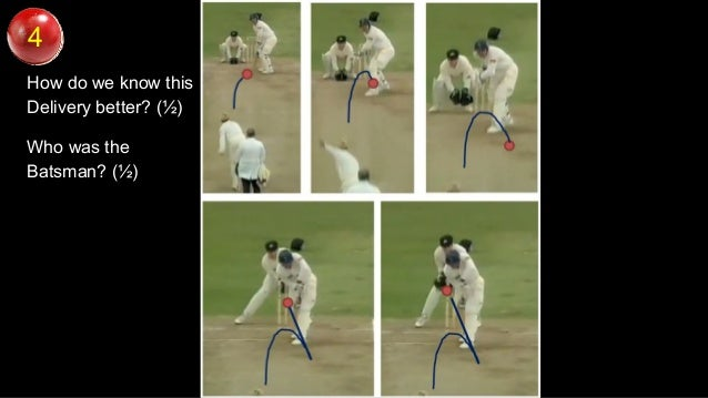Ball of the Century; Mike Gatting