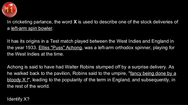 Use of Something in Test Matches: ● X in Australia, New Zealand, West Indies, Pakistan, South Africa and Sri Lanka, ● Y in...