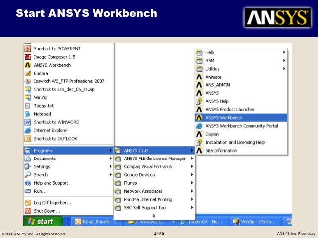 Ansys autodyn in_workbench_introduction