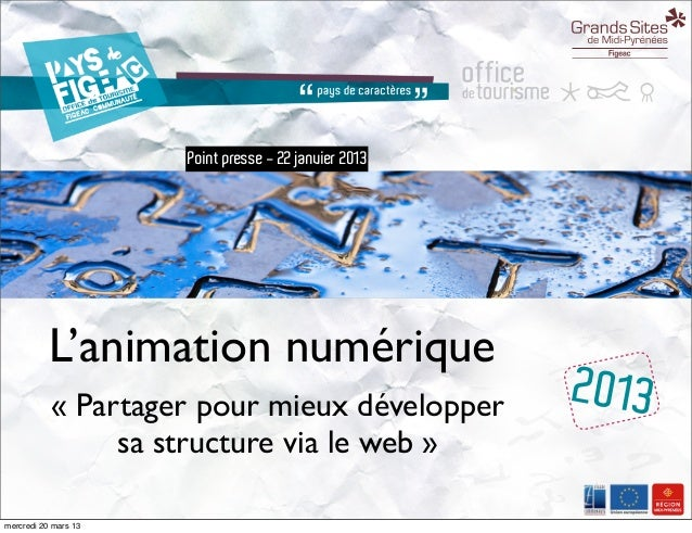 Conf rence presse action ant office de tourisme pays de figeac - Office de tourisme de figeac ...