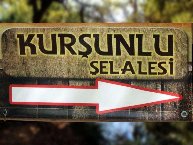 ANTALYA, KURŞUNLU ŞELALESİ, WATERFALL Slide 2