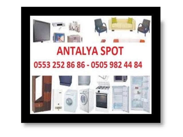 Antalya spot