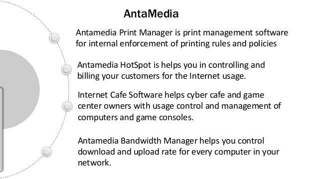 HotSpot Software Features