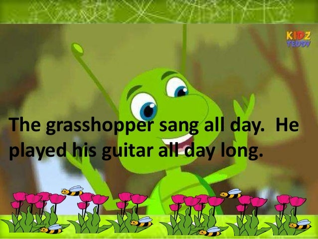 the ant and the grasshopper by somerset maugham