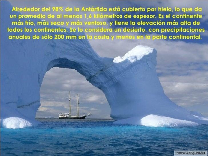 Antarctica Slide 3