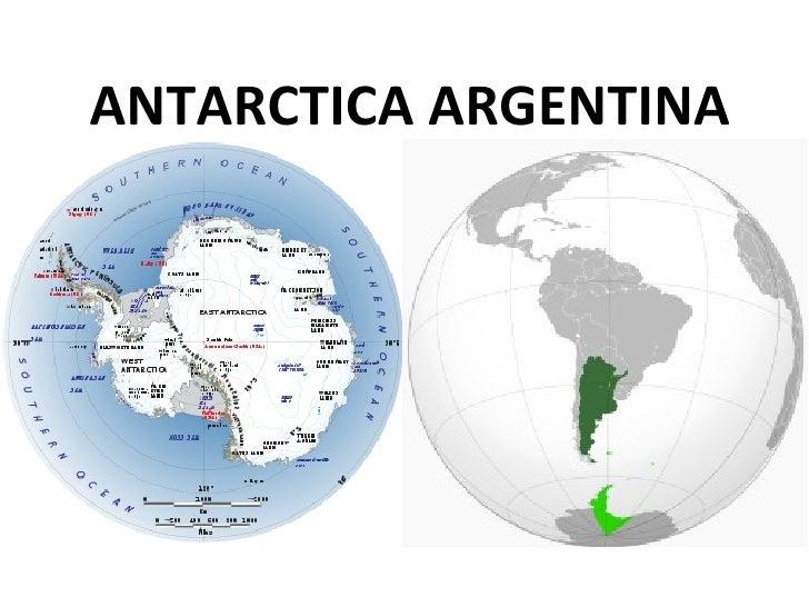 ANTARCTICA ARGENTINA