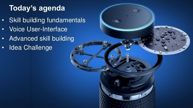 AWS re:Invent 2016: Workshop: Creating Voice Experiences with Alexa Skills: From Idea to Testing in Two Hours (ALX203) Slide 3