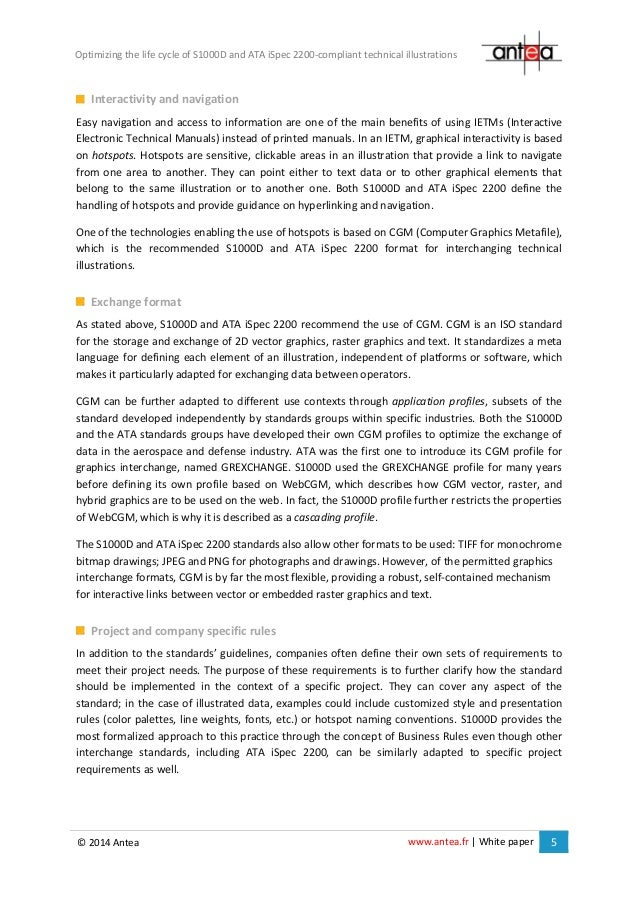 antea technical illustration white paper 5