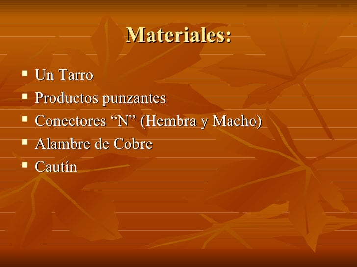 Antena Kratos Slide 2