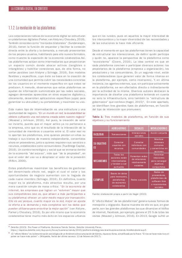 11 6 Evans, P.; Gawer, A. (2016): The Rise of Global Enterprise. A Global Survey. The Center for Global Enterprise. http...