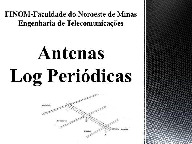 FINOM-Faculdade do Noroeste de Minas Engenharia de Telecomunicações