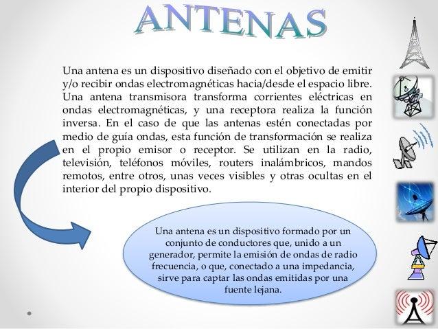 Antenas Slide 2