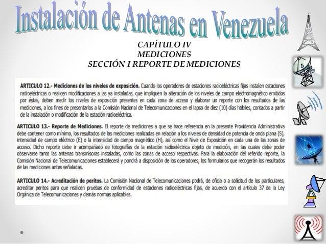 CAPÍTULO IV MEDICIONES SECCIÓN II PROTOCOLO DE MEDICIÓN