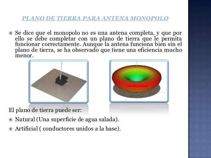 9d35efae3 Tablas con dimensiones de la antena plano de tierra<br />; 40.