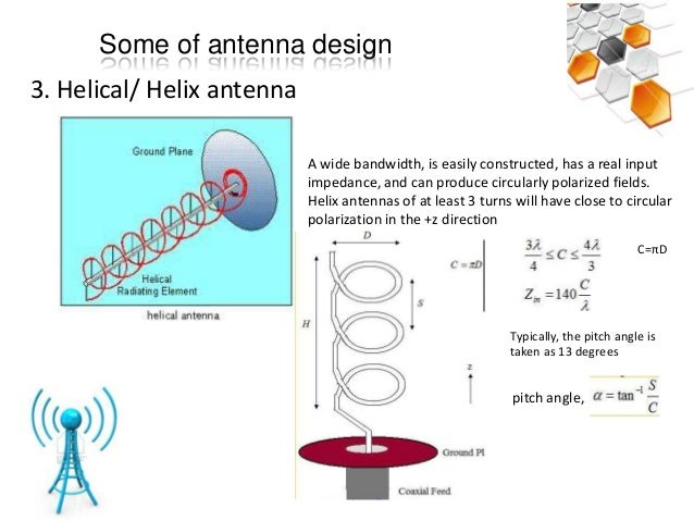Something about Antenna design