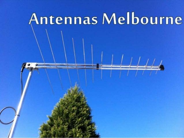 Antenna Melbourne