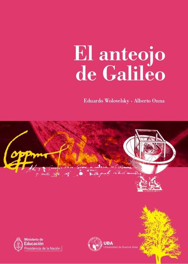 1dc3ee441f El anteojo de Galileo Cae la noche y la Luna brilla sobre el cielo.