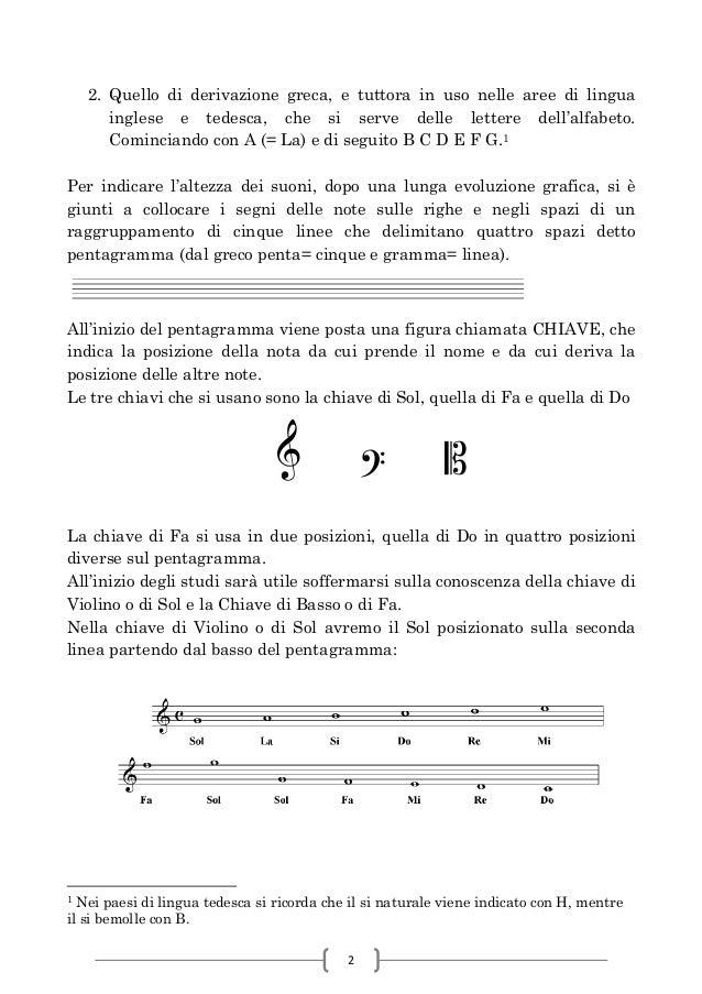 Corso completo di lettura musicale e teoria  Slide 3