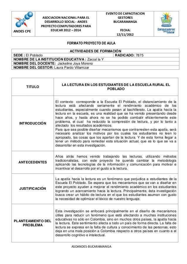EVENTO DE CAPACITACION                ASOCIACION NACIONAL PARA EL                   GESTORES                 DESARROLLO SO...