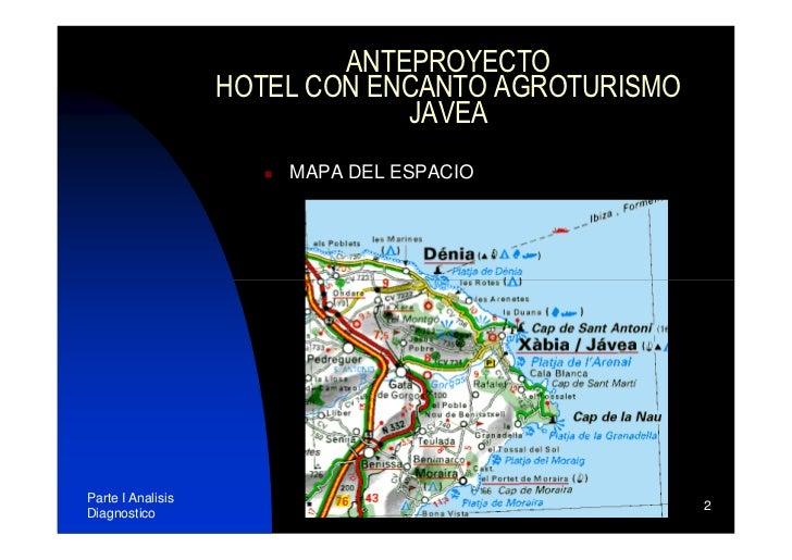 Anteproyecto hotel con encanto en javea - Aparthotel con encanto ...