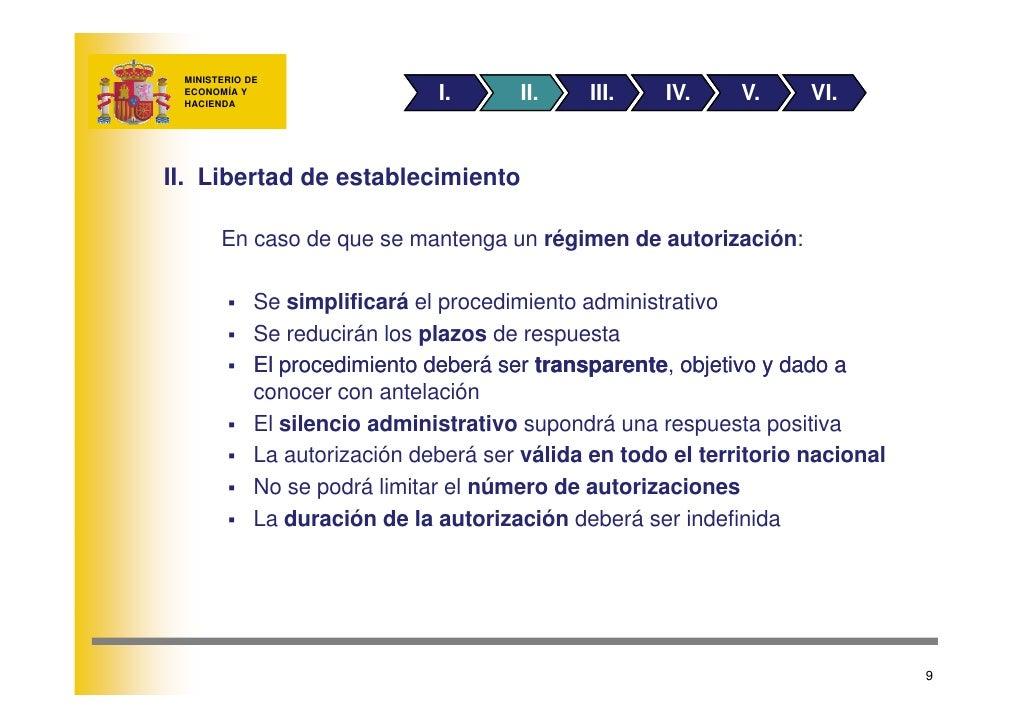 MINISTERIO DE                                I.       II.    III.   IV.       V.   VI.  ECONOMÍA Y  HACIENDA     II. Liber...