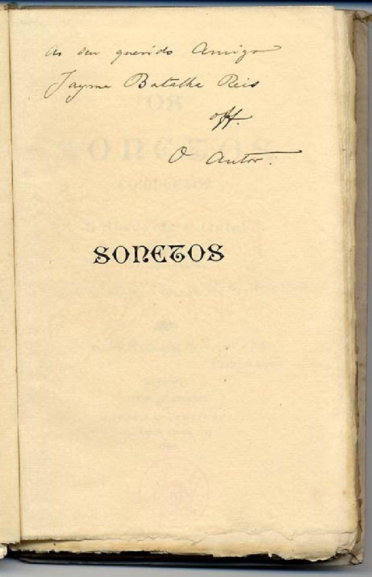 Antero De Quental  -  Sonetos