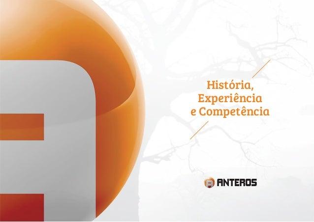 História, Experiência e Competência