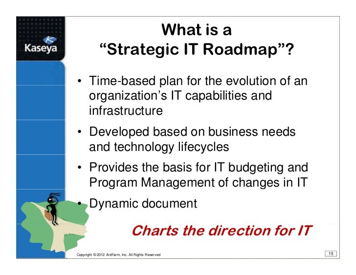 Msp best practice using service blueprints and strategic it roadmaps malvernweather Image collections