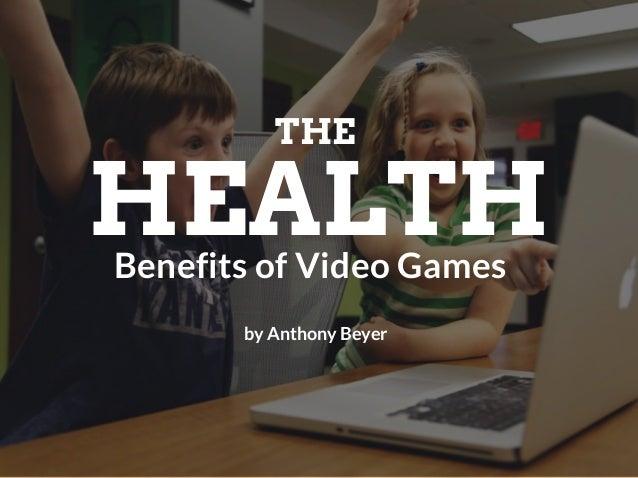 15 Surprising Benefits of Playing Video Games