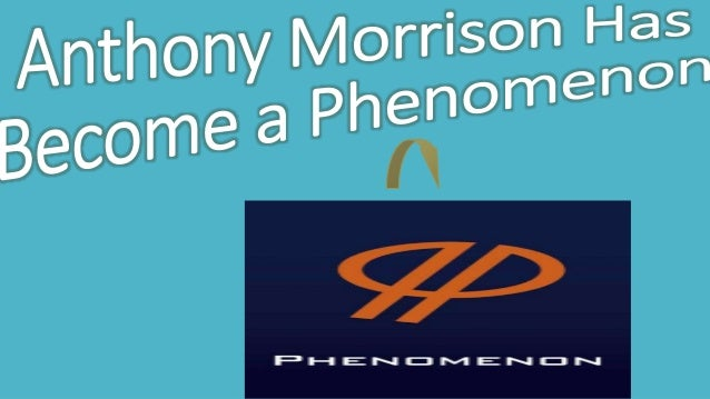 Anthony is dynamic, professional and working in multiple dimensions. There is nothing that is out of the scope of this man...