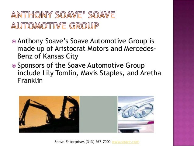 Anthony soave s automotive group sponsors kauffman center for Mercedes benz of kansas city aristocrat