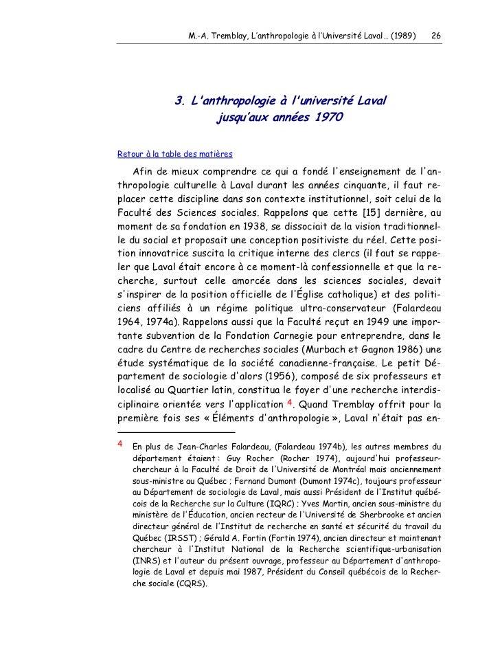 anthropologie sociale et culturelle cours pdf