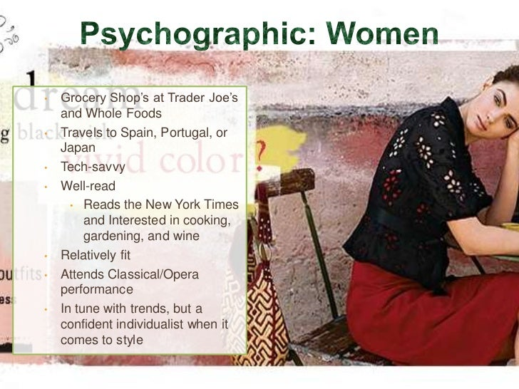 • Anthropologie as a brand  exudes a:   – sense of     romance, craftsmanship, b     ohemian-ness, as well as     creativi...