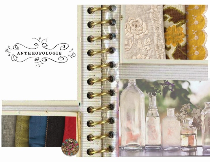 Anthropologie Project